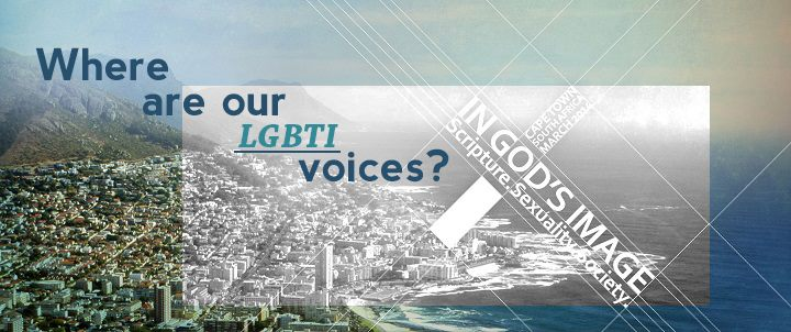 """Where are our LGBTI voices?"