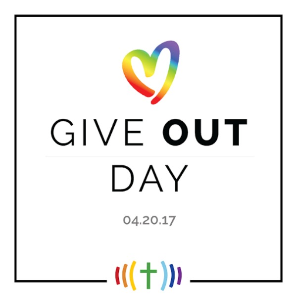 Give Out Day | 04.20.17 | Believe Out Loud